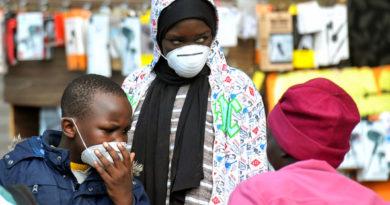 Se confirman 2.650 casos de covid-19 y 49 decesos a causa del virus en África
