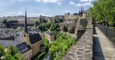 Se registra la primera muerte por covid-19 en Luxemburgo