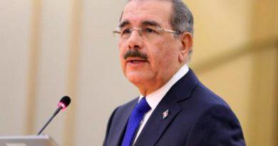 Será a las 9:00 de esta noche cuando Danilo Medina hablará a la nación