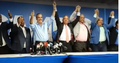 """Abinader anunciará candidato o candidata vicepresidencial """"en las próximas horas"""""""