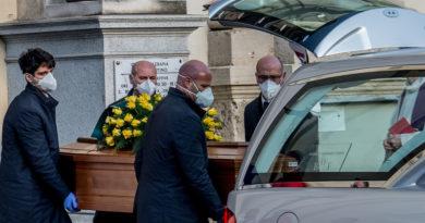Una pareja italiana muere de coronavirus con pocas horas de diferencia tras vivir 60 años juntos