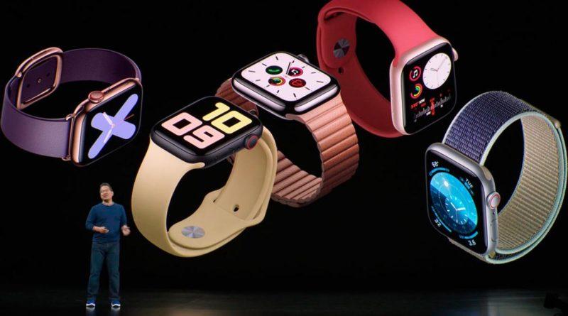 Apple Watch Series 6 contaría con Touch ID, seguimiento del sueño y otras funciones que te van a sorprender