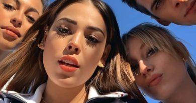 Resurge en redes casting de Danna Paola para entrar a Élite
