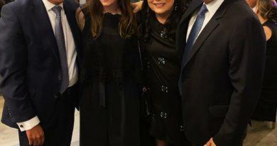 El gobernador Omar Fayad, esposo de Vicky Ruffo, tiene coronavirus