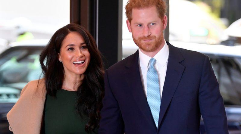 Meghan Markle y el príncipe Harry abandonan Canadá para establecerse en L.A.