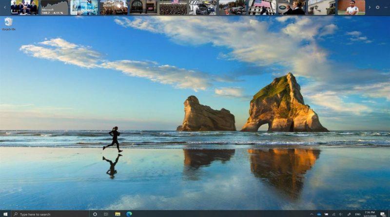 Microsoft prepara una barra de noticias para que estés informado en Windows 10
