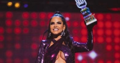 Natti Natasha gana premio Tu Música Urbano de Puerto Rico