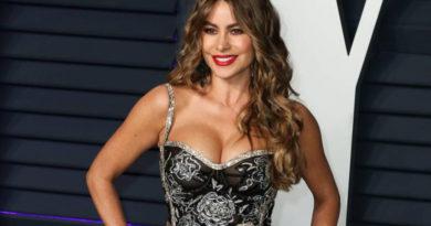 Sofía Vergara primera latina jurado en America's Got Talent