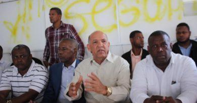 """PRM denuncia """"plan represivo"""" del PLD y gobierno contra militancia en Santo Domingo Norte."""