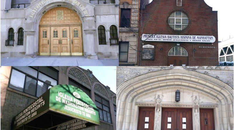 """Iglesias cristianas y ortodoxas se suman a """"Nueva York en Pausa"""" y cierran servicios por coronavirus"""