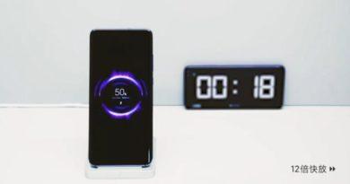 Xiaomi demuestra que puede cargar un móvil en 40 minutos con su carga ultra rápida inalámbrica