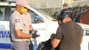 Unos 124 policías han dado positivo a coronavirus