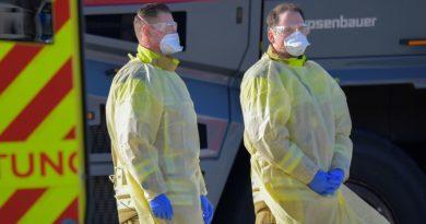 Alemania supera a China por número de infectados con coronavirus, con más de 84.000 casos confirmados
