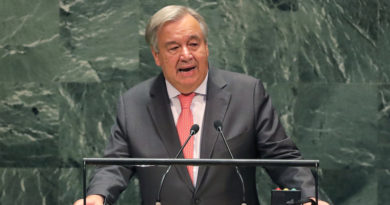 """""""Lo peor está por llegar"""": el secretario general de la ONU insiste en un alto al fuego global para luchar contra la pandemia"""