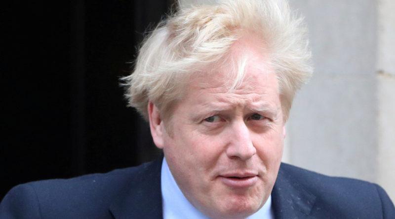 Boris Johnson continuará en el cargo a pesar de estar hospitalizado por covid-19