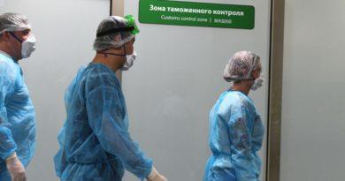 Rusia registra 3.388 nuevos casos de coronavirus y el total asciende a 24.490