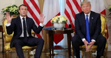 """Casa Blanca: Trump y Macron convienen en la """"necesidad de reformar la OMS"""""""