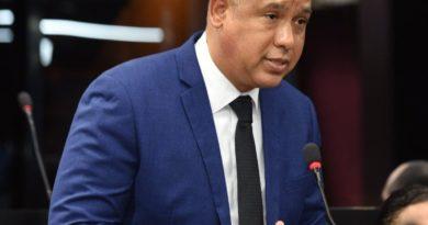 Diputado Alexis Jiménez deplora falta de agua en Santo Domingo Este