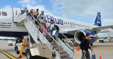 Exclusiva: Aeropuertos de Rep. Dominicana registran más de 26 mil operaciones aéreas hasta febrero 2020