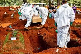 Brasil suma 4.016 muertes y 58.509 casos de COVID-19 en plena crisis política