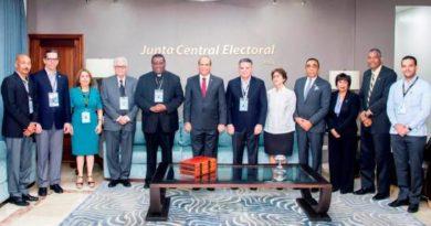 JCE se reunirá con la Comisión de Acompañamiento