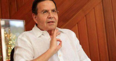 El expresidente hondureño Rafael Callejas muere en EEUU