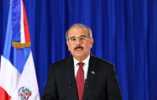 En Día Mundial de la Salud, Danilo Medina llama a reflexionar sobre importancia de quedarse en casa