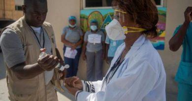 Haití pasa a la fase de transmisión comunitaria del coronavirus