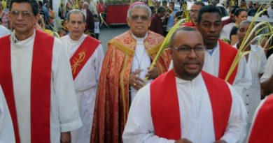 Iglesia suspende actos con feligreses en Semana Santa