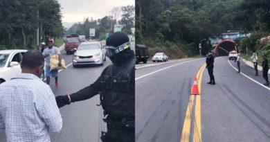 Impiden entrada a Puerto Plata por prevención ante COVID-19