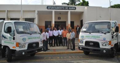 Alcaldía de Haina limita entradas al municipio por 6 puntos e instala controles de salubridad