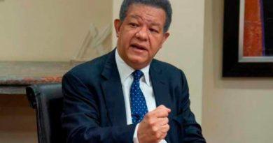 """Leonel dice informe de OEA sobre voto automatizado """"es un reflejo de la JCE"""""""