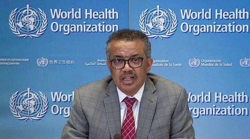 La OMS confirma más de un millón de casos de coronavirus en el mundo