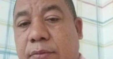 Muere profesor de la UASD Julio César Portalatín de afección pulmonar similar al COVID-19