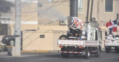 Obras Públicas continúa interviniendo en diferentes sectores