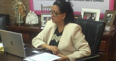 Oficina de Gestión Senatorial de Santo Domingo se mantendrá entregando esta semana insumos a hospitales, iglesias y destacamentos