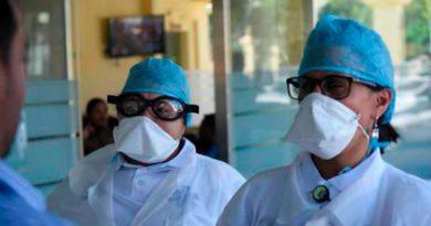 Coronavirus: En personal de Salud ya hay 78 casos positivos