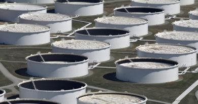 Petróleo WTI cierra en -37,63 dólares por barril, tras registrar una caída de un 305,97% en un día