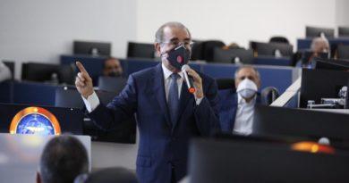 """Presidente Medina: """"A la RD no le pueden pedir magia, no somos magos"""""""