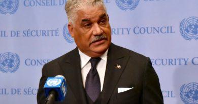 RD aprovechará Consejo de Seguridad de la ONU para propiciar diálogo sobre COVID-19