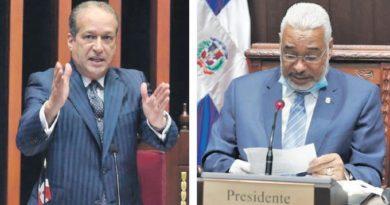 Congreso Nacional trabaja sin los presidentes del Senado y Diputados, que enfrentan serios problemas de salud