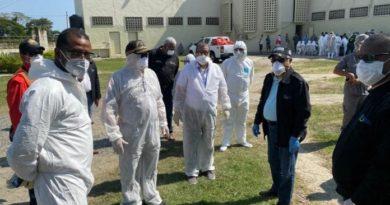 Unos 21 reclusos de la cárcel de La Victoria bajo sospecha de Covid-19