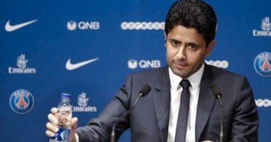 Al-Khelaifi, patrón del PSG y Jérôme Valcke, serán juzgados en septiembre por corrupción
