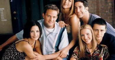 """Cinco fans asistirán a reunión de """"Friends"""" en sorteo benéfico"""