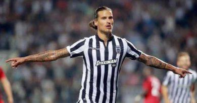 Futbolista serbio Aleksandar Prijovic arrestado por encierro