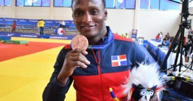 Judoca Wander Mateo se retirará luego de los Juegos Olímpicos