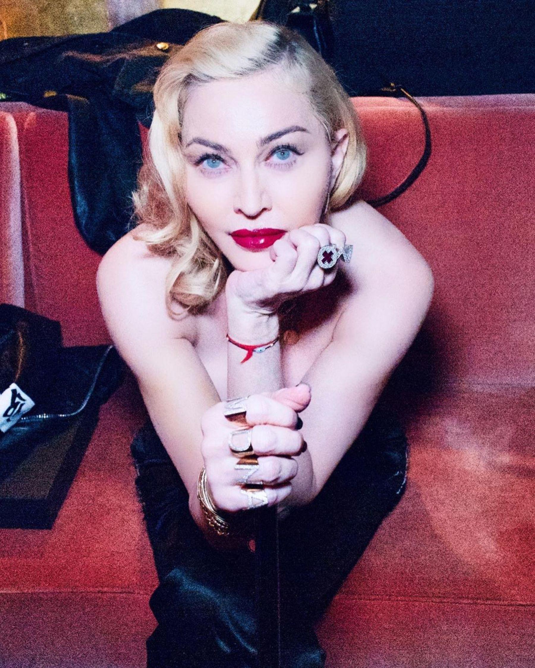 Madonna está de luto; tres seres queridos murieron por coronavirus
