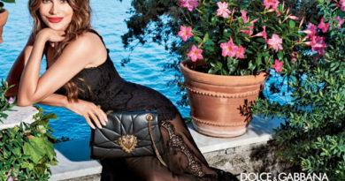 Sofía Vergara es la nueva imagen de la línea de bolsos Dolce&Gabbana