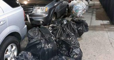 Acumulación de basura, ratas y lluvias afectan calidad de vida y complican contagios de coronavirus en el Alto Manhattan
