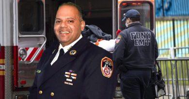 Del 9 / 11 al COVID – 19, dominicano dirige contingente de paramédicos en lucha contra la pandemia en Nueva York